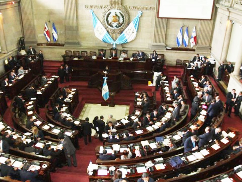Guatemalan Congress approves Association Agreement between the U.K. and C. A.